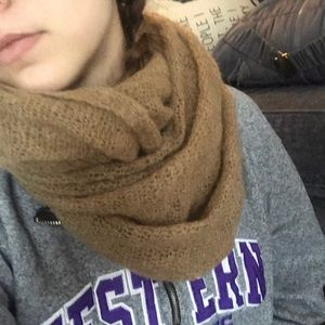 Wilfred wool infinity scarf